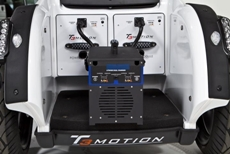 T 3 Motion To Showcase Clean-Energy - Charging System